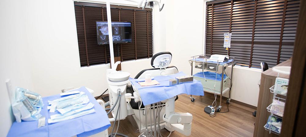 通院のしやすい歯科医院
